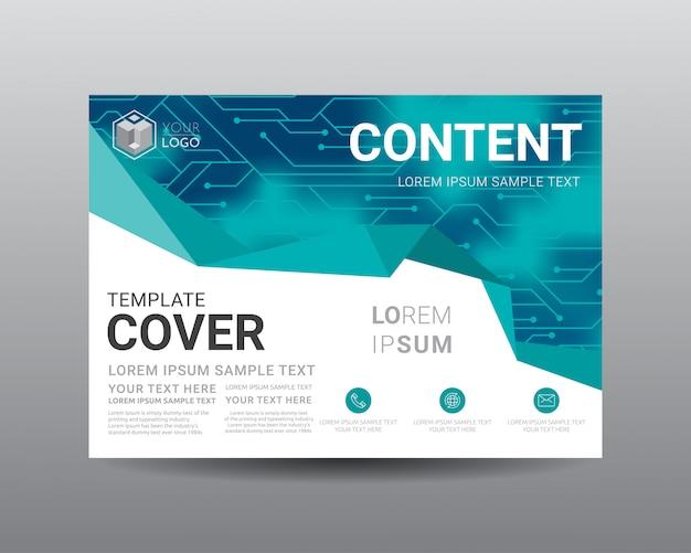 Modello di layout di presentazione.