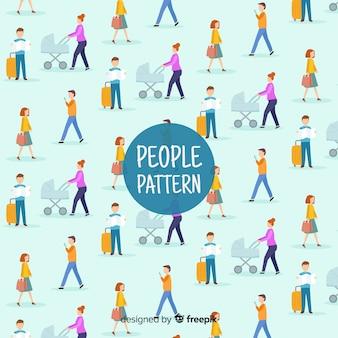 Modello di persone