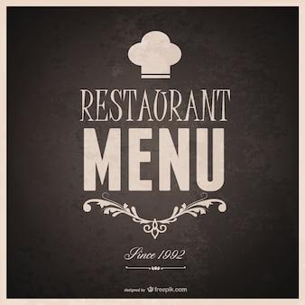 Modello di progettazione menu del cibo