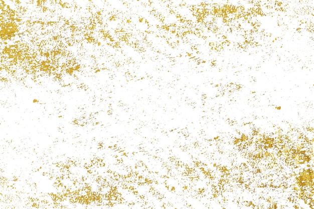 Modello di sfondo dorato grunge di crepe