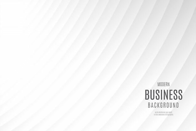 Modello di sfondo moderno business pulito