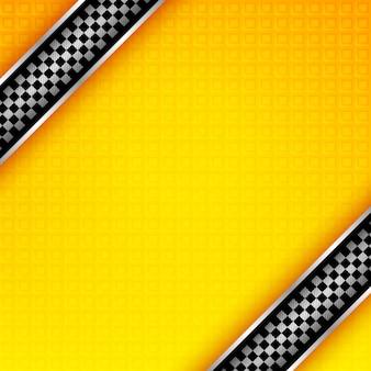 Modello di sfondo nastri da corsa