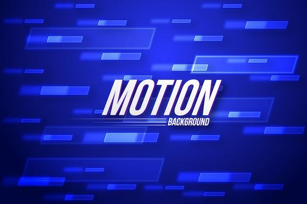 Modello digitale di sfondo per la grafica del movimento