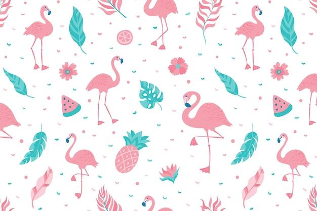 Modello flamingo
