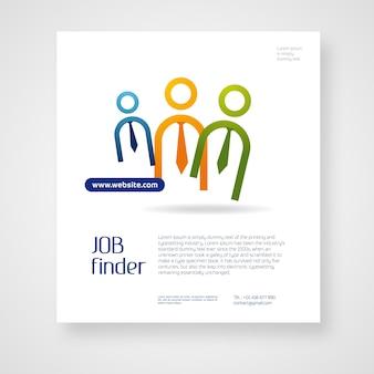 Modello fondatore di lavoro