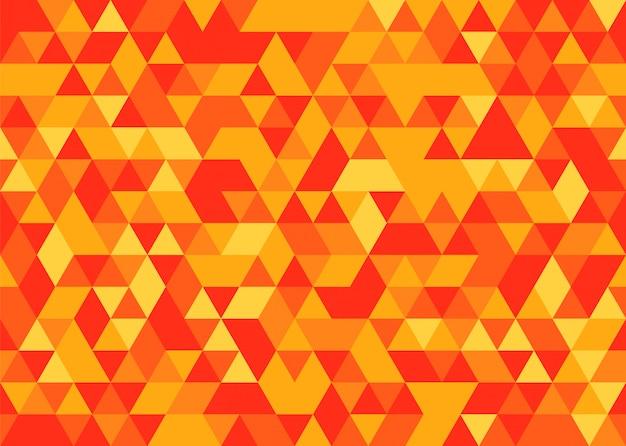 Modello geometrico senza cuciture del mosaico astratto