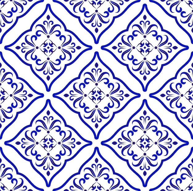 Modello islamico in ceramica