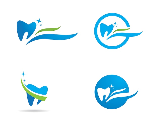 Modello logo dentale