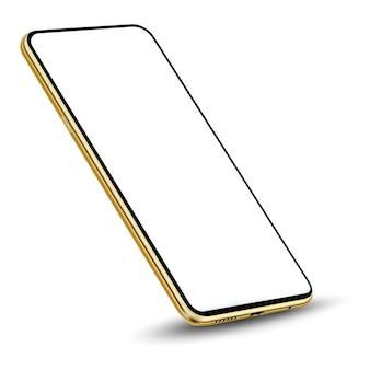 Modello realistico di smartphone