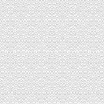 Modello senza cuciture grigio 3d con gigli francesi
