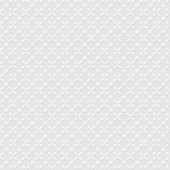 Modello senza cuciture semplice geometrico grigio 3d
