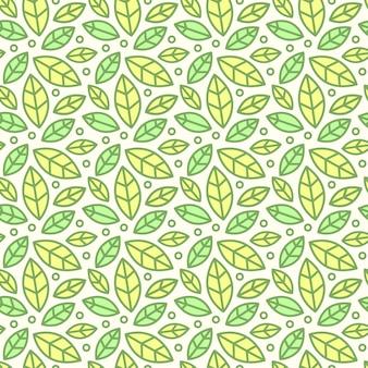Modello senza cuciture, sfondo con insetti svegli disegnati a mano, fiori, foglie
