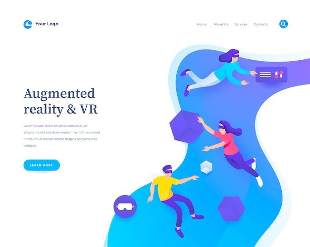 Modello web di realtà aumentata
