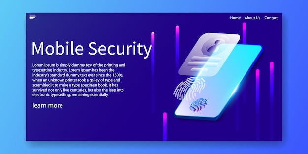 Modello web mobile security
