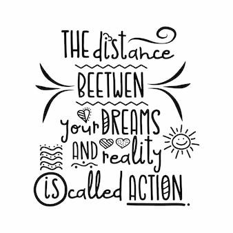 Moderna citazione di ispirazione