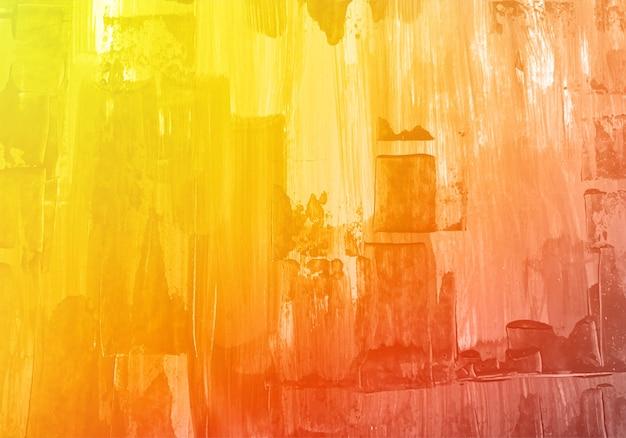Moderna struttura dell'acquerello colorato