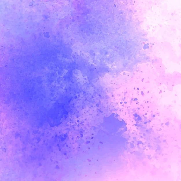 Moderno colorato sfondo acquerello