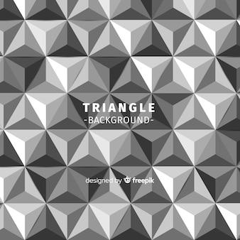 Moderno sfondo astratto con triangoli