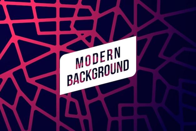 Moderno sfondo astratto