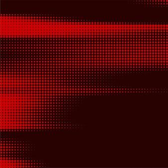 Moderno sfondo rosso mezzitoni