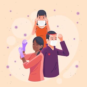 Modi efficaci per prevenire il coronavirus
