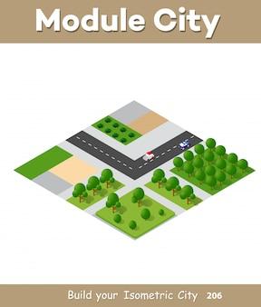 Moduli isometrici per la costruzione