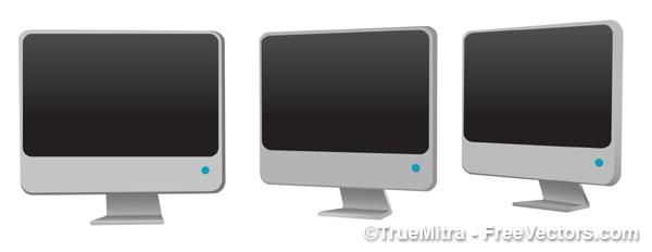 Monitor lcd 3d