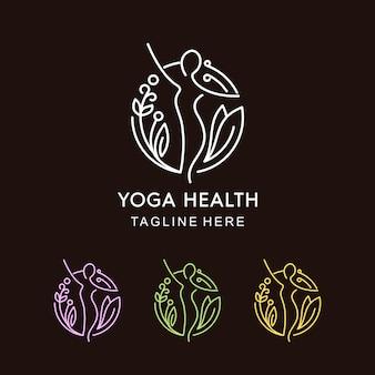 Monoline yoga health