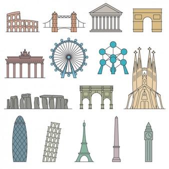 Monumenti del mondo