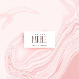 Morbida consistenza liscia di marmo liquido rosa