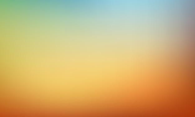 Morbidi multicolori sfumature di colore rosso sullo sfondo
