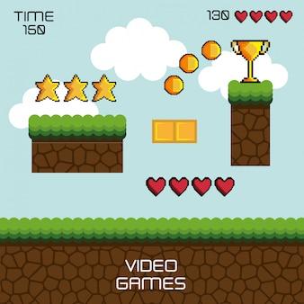 Mostra il pixel del gioco
