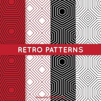 Motivi geometrici retro