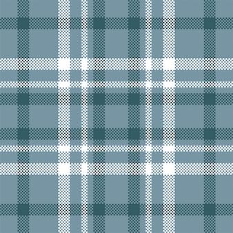Motivo a quadri scozzese senza cuciture. stampa la trama del tessuto. controlla lo sfondo.
