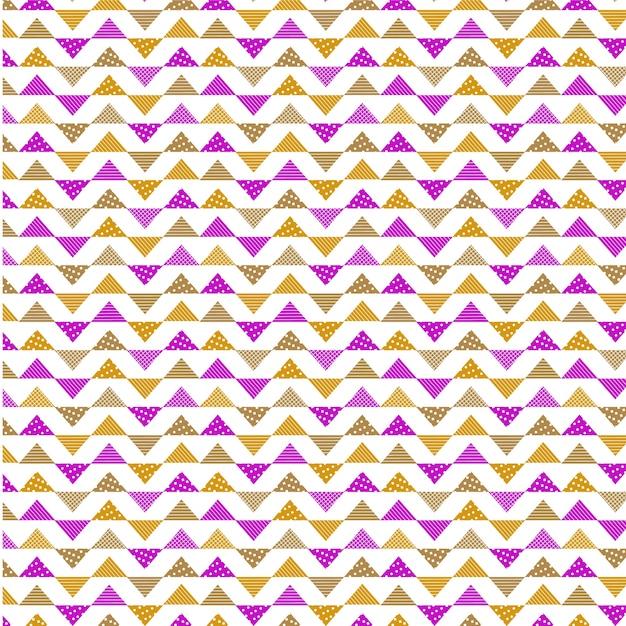 Motivo geometrico della trapunta.