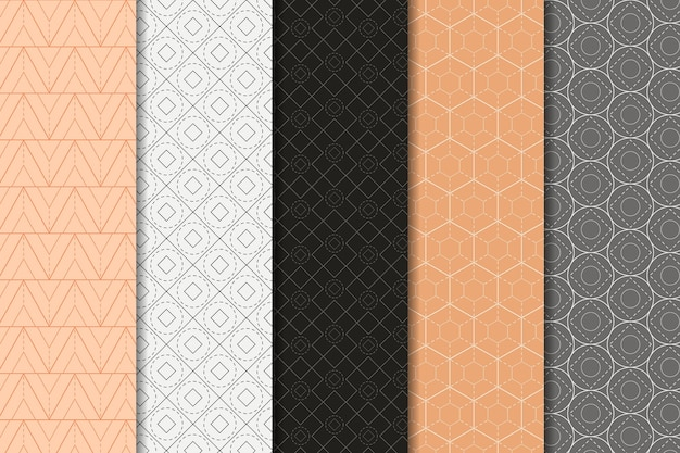 Motivo geometrico minimale