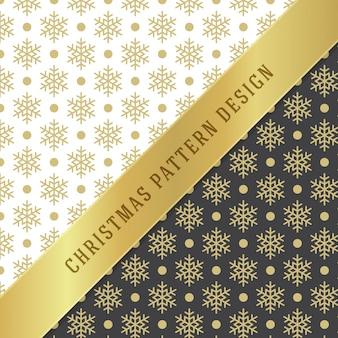 Motivo natalizio per carta da regalo