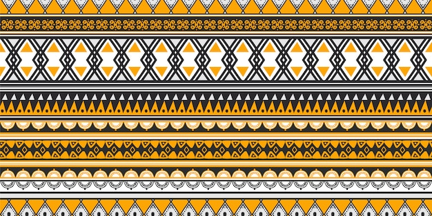 Motivo tribale a strisce antico
