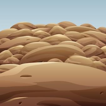 Mucchio di pietre