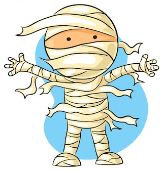 Mummia del fumetto