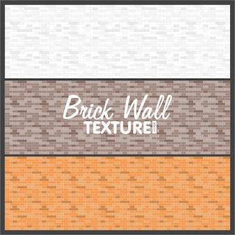Muro di mattoni texture di sfondo.