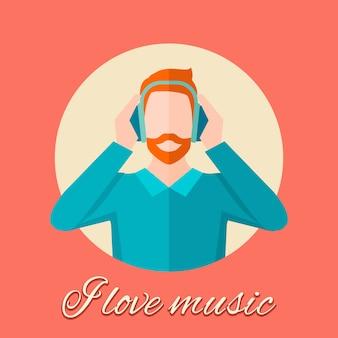 Musica d'ascolto uomo