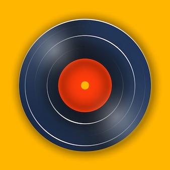 Musica da disco in vinile