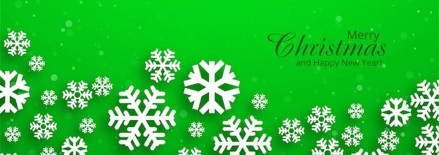 Natale con banner