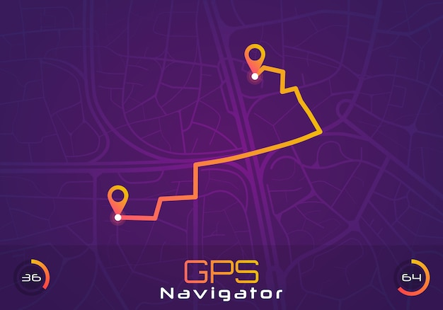 Navigazione gps