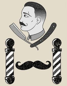 Negozio di barbiere