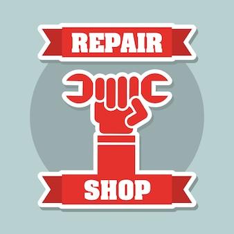 Negozio di riparazioni