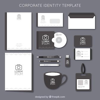 Negozio foto corporate identity