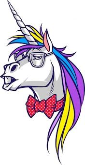 Nerd unicorno