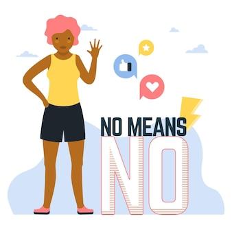 Nessun significa nessun concetto